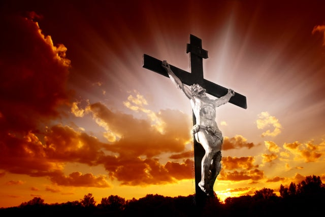South Korean Man Found Crucified, Jesus Style