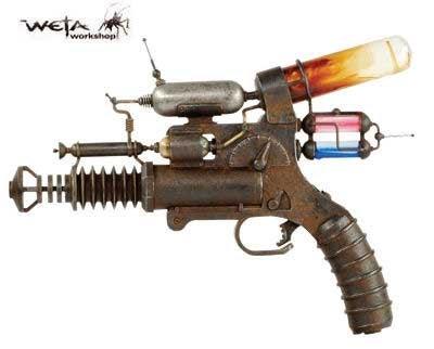 Want a Ray Gun?