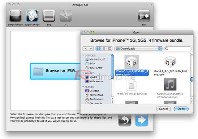 iOS 4.3 Beta Jailbroken Already With PwnageTool