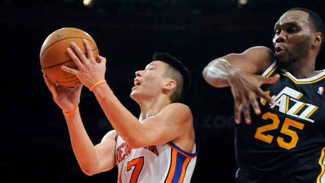 Seeing Jeremy Lin At The Garden Was The Best 11 Bucks I Ever Spent On Pro Sports