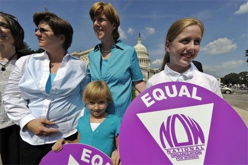 Equality/N.O.W.