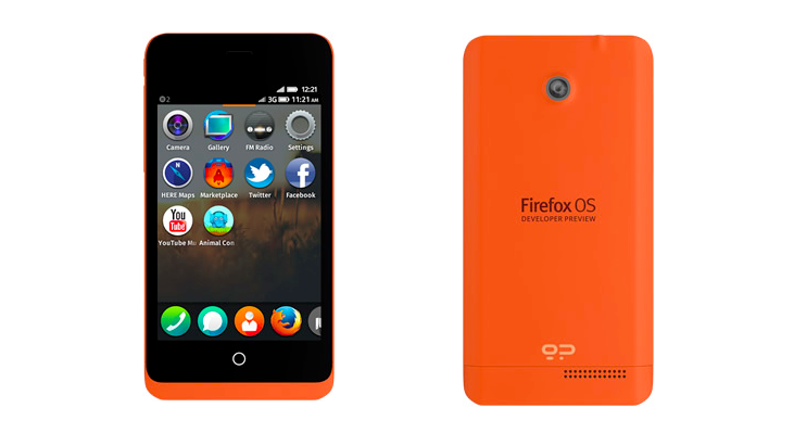 This Is the First Official Firefox Phone (But It's Just for Developers)