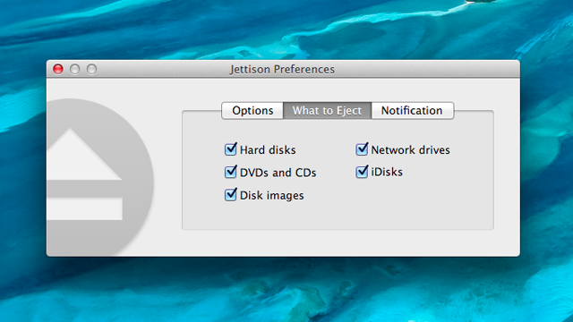Jettison Automatically Ejects External Drives When Your Mac Goes To Sleep