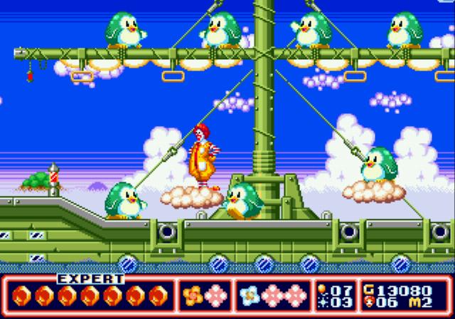 The Horror, the Glory of Treasure's Ronald McDonald Video Game