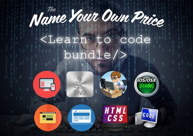 Name Your Own Price On This Top Learn To Code Bundle
