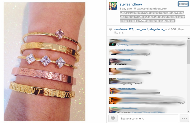 Wear 'Mean Girls' Jewelry While You're Trying to Make Fetch Happen