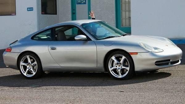 The LS Porsche 911, round 2.