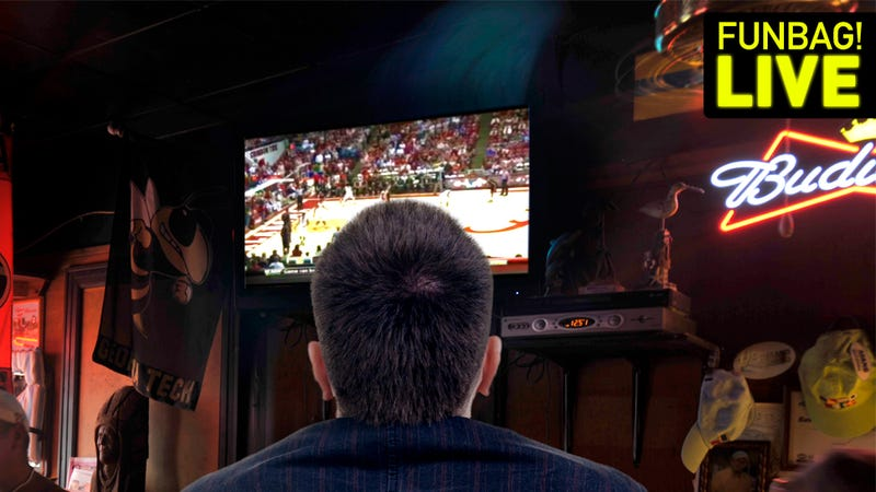What's The Best Time To Sneak Out Of Work To Watch The Tourney Today?