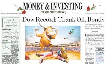 Civil War At The Wall Street Journal