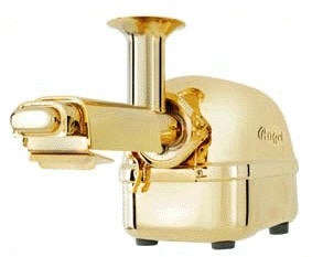 Gold-Plated Juicer Bleeds Fruit and Wallet Dry