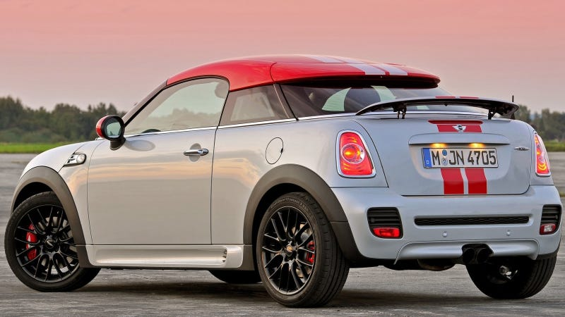Mini Coupe And Roadster Might Be Replaced By New Sports Car