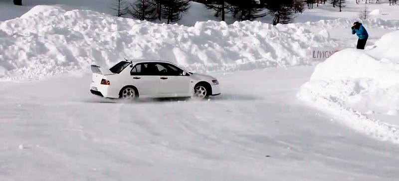 Watch A Rally Driver Put Your Favorite Drifter's Reverse Entry To Shame