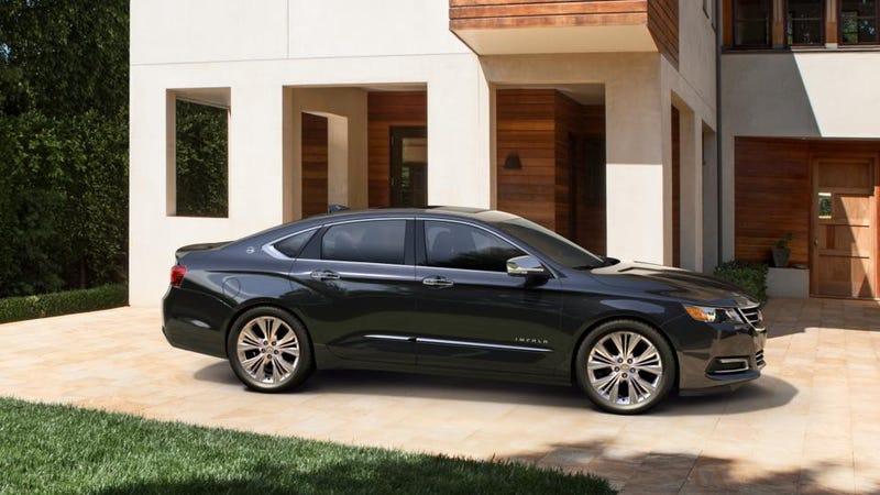 The 2014 Impala