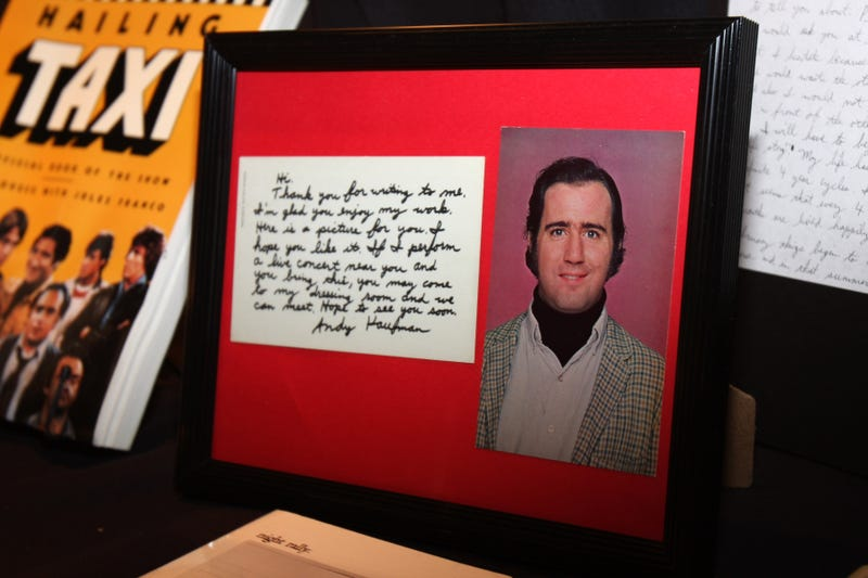 Is Andy Kaufman Still Alive?