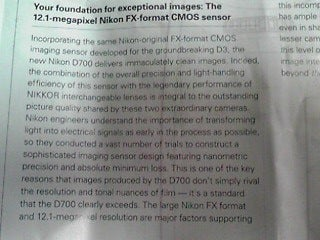 Nikon D700 Mid-Range Full-Frame DSLR Leaked, Has D3's Image Sensor and Autofocus