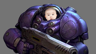 Former Pro Gamer Gives Unborn Child <i>StarCraft</i> Nickname