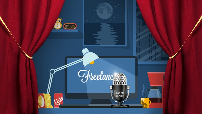 Ask an Expert: All About Going Freelance