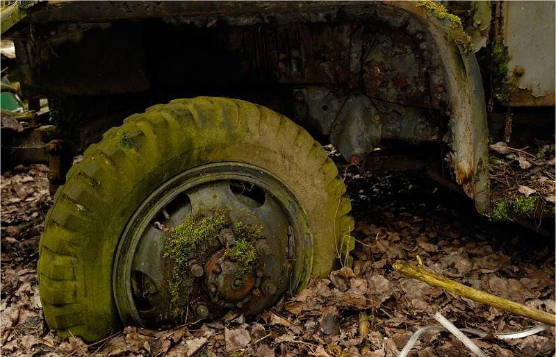 Another Massive Secret Vintage Junkyard Comes Under Fire