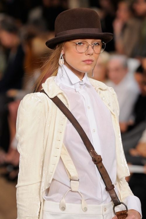 Ralph Lauren Is For The Deadwood-Loving Wild, Wild West Woman In You
