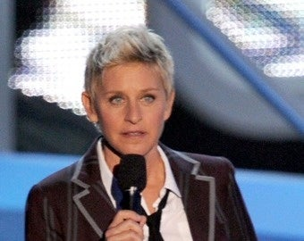 "Ellen DeGeneres Thinks Same-Sex Dancing Is ""Weird"""