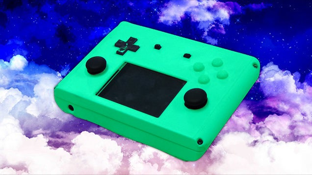 How to Build a Handheld, Raspberry Pi-Powered Game Console