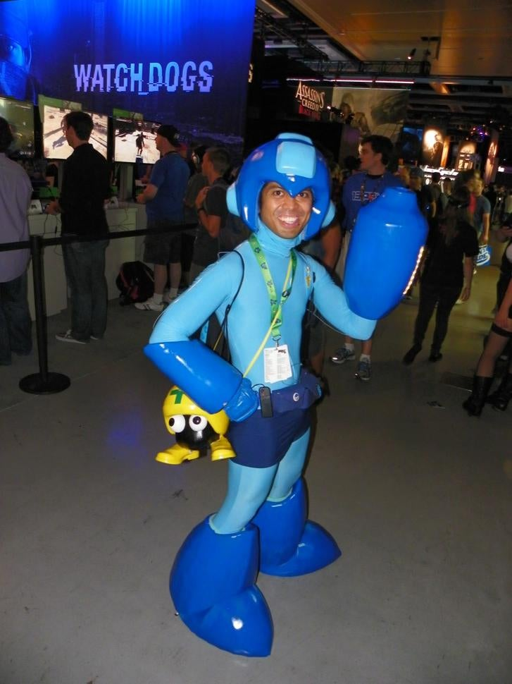 PAX Cosplay: Male Tomb Raider, Zangief in Briefs and a Great Mega Man