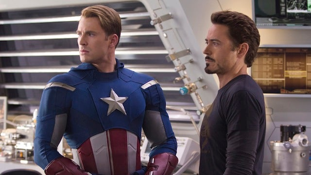"Fan Fiction Friday: Iron Man and Captain America in ""Hungry?"""