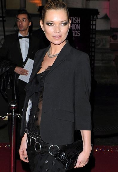 Kate Moss Doesn't Worry, Is Happy; Will Lady Gaga Be On The Cover Of Cosmo?