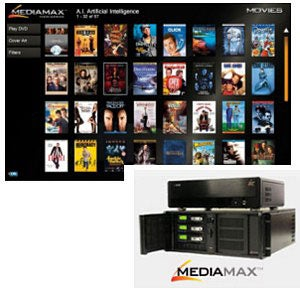 Axonix MediaMax Gets Cozy with Blu-ray and HD DVD