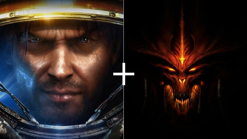 Yes, We Could've Had A Diablo Set In Outer Space