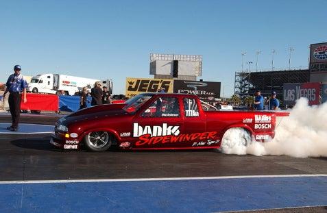 Meet The Fastest Diesel Powered Drag Pickup