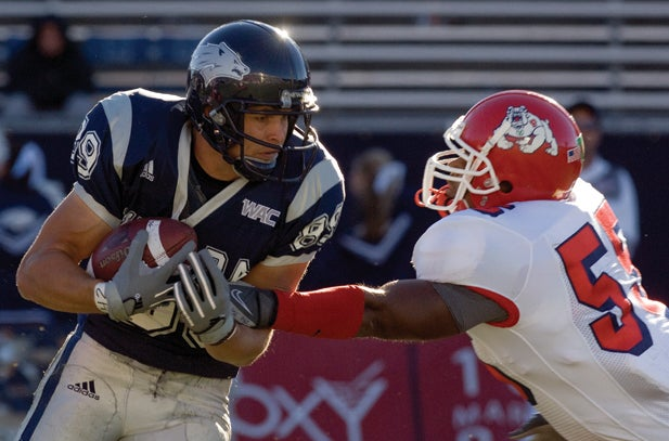 University Of Nevada's Football Players Lack Adequate Driver Designation Skills