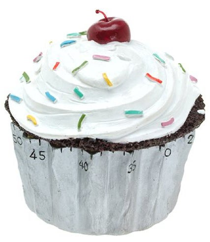 Cupcake Kitchen Timer Might Get You a Batch of Cupcakes or Two