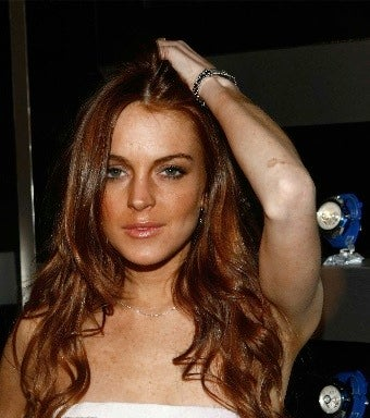 Lindsay Lohan Talks to Males, ZOMG