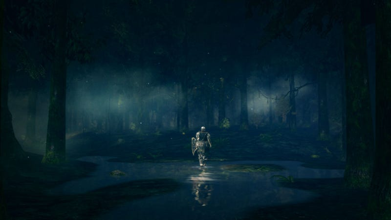 The Harsher, Deadlier Dark Souls is also a More Beautiful Horror Adventure