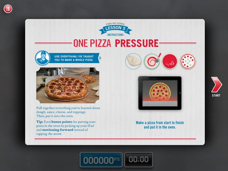 The Domino's iPad Game Could Transform The Way We Order Pizza (And Get Jobs)