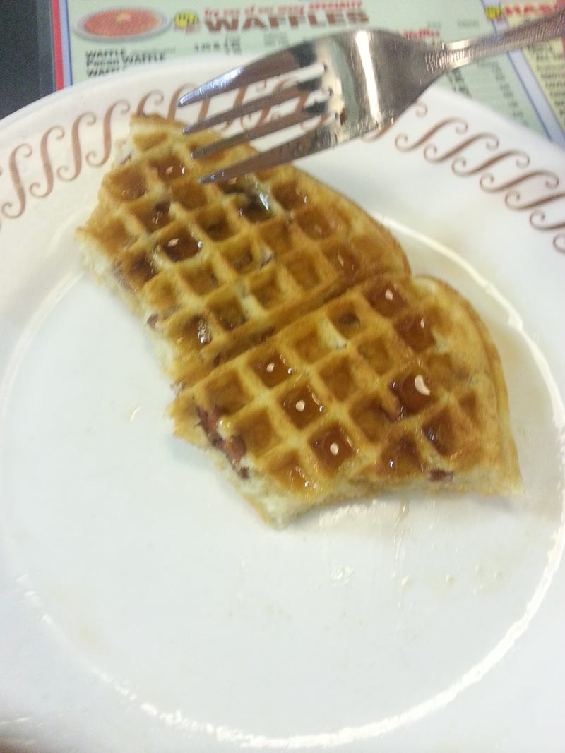 A Review of Waffle House.