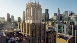This Dreamy Drone Tour Shows the Rebirth of Downtown Los Angeles