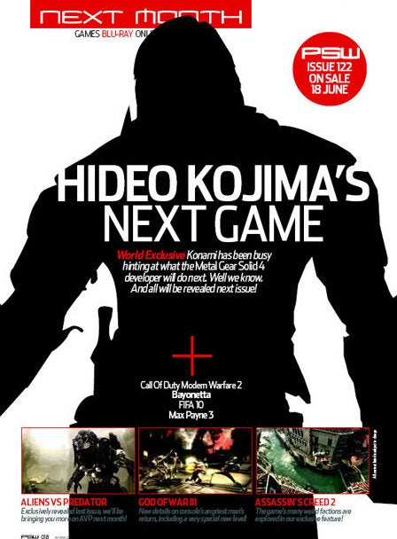 Is Kojima Working on Lords of Shadow?