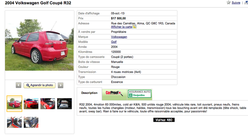 The Ten Most Ridiculously Overpriced Used Cars