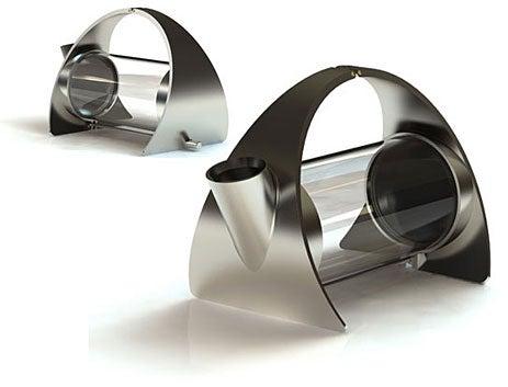 Sorapot Teapot is Sexy, Architectural