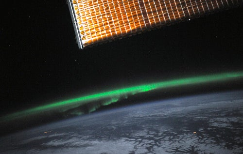 Snapshot from Space