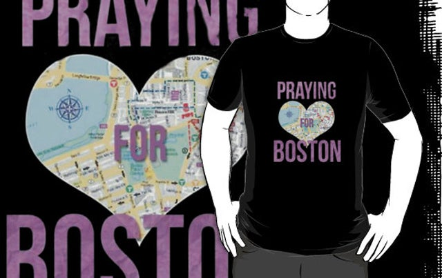 "Here Is Your Boston ""Tragedy For Sale"" Roundup of Opportunist Douches"