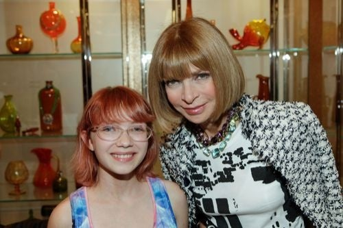 Is Tavi The Next Anna Wintour?