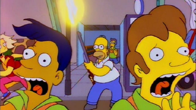 Simpsons! Simpsons Arcade Here!—Oh, You Get the Idea ...