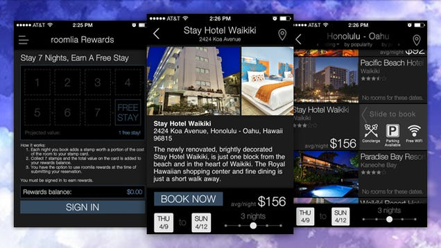 Roomlia's Loyalty Program Lets You Quickly Earn Hotel Booking Credits