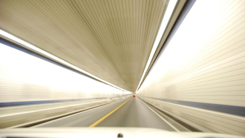 Where Is The World's Most Impressive Tunnel?