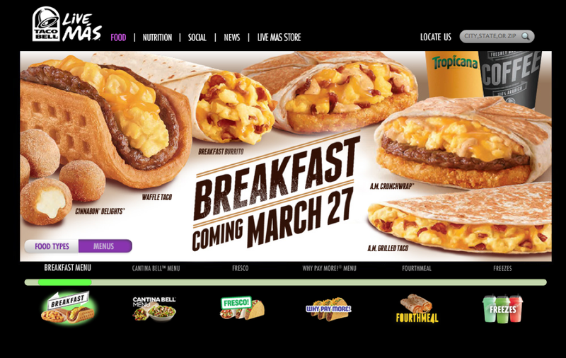 Fast Food Breakfast Envelops America In Ceaseless Embrace