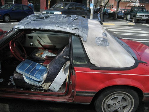 """What's Your Most """"Ghetto Fab"""" Car Repair?"""