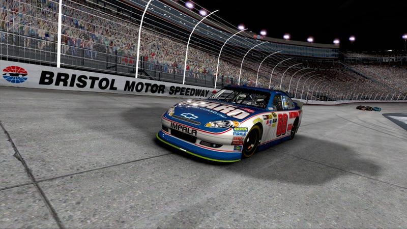 Internet Votes Dale Earnhardt Jr. Onto Cover Of New Nascar Game